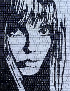 Not My Type - Monique Sarfity Mosaics