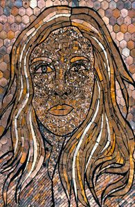 Bronzed - Monique Sarfity Mosaics