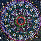 Plastic Gift Card Mandala