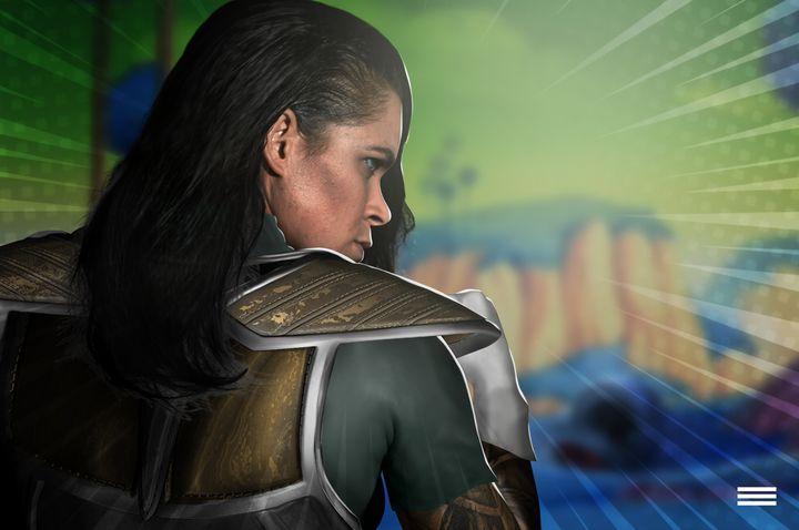 Warrior - Khal