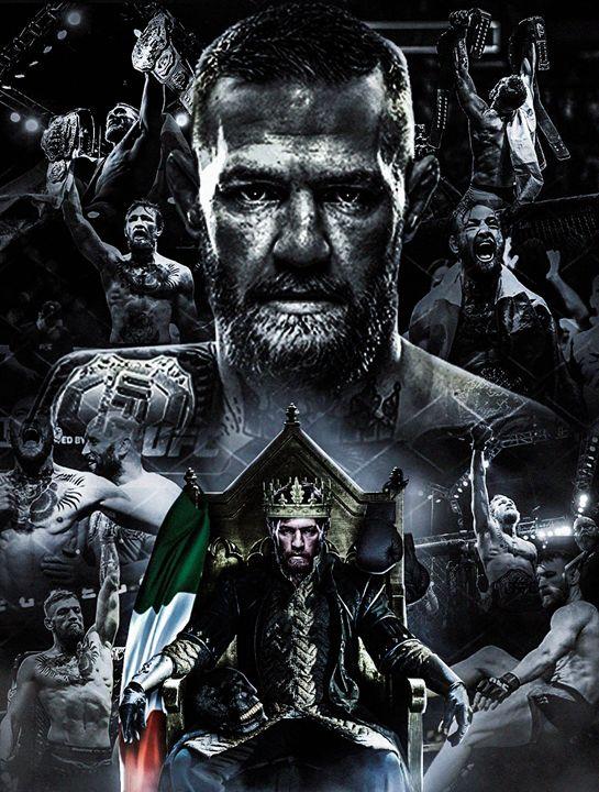 king mcgregor - Dreggar