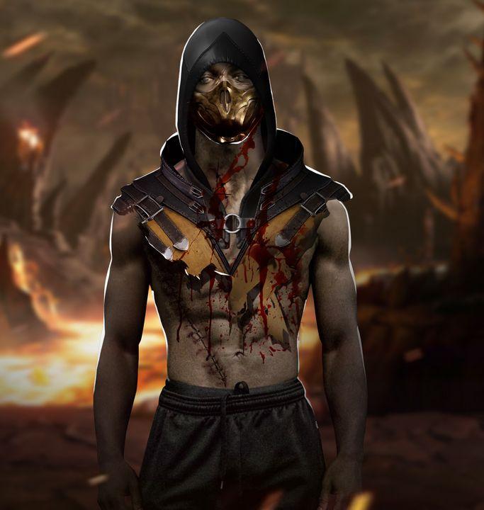 scorpion 2 - Khal