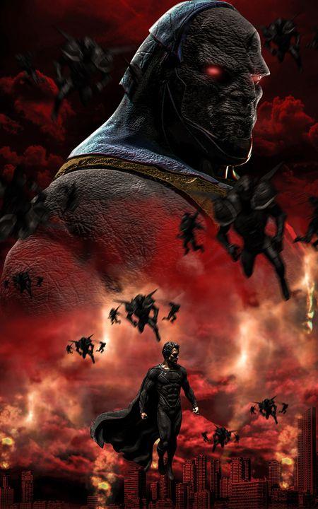 Darkseid-Kal El - Dreggar