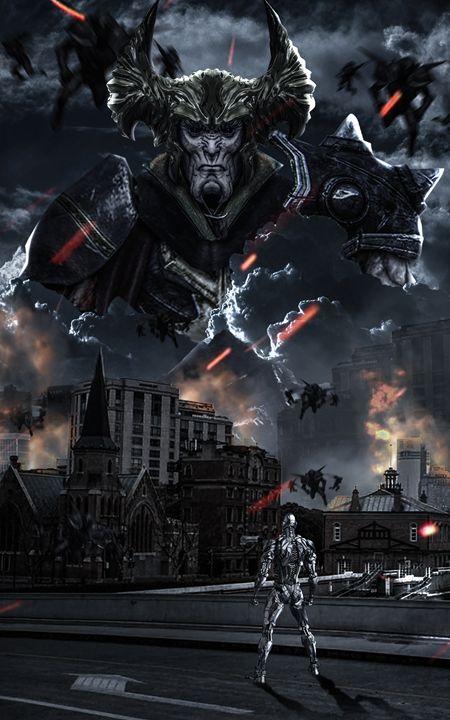 cyborg - Dreggar