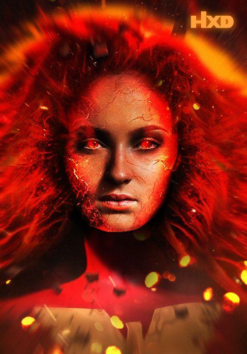 Dark phoenix - Dreggar