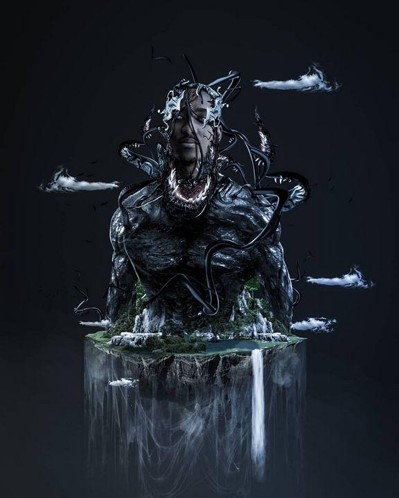 Symbiote - kingdreggar
