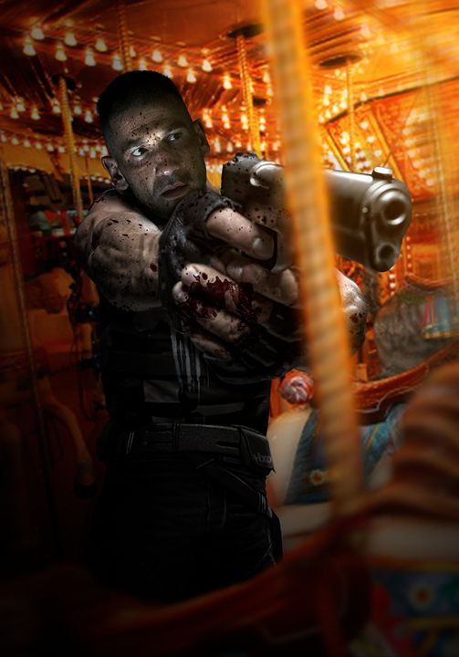 Frank Punisher - kingdreggar