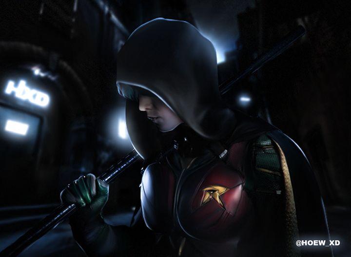 robin - Dreggar