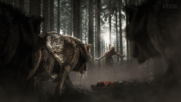 KING OF THE HILL - kingdreggar