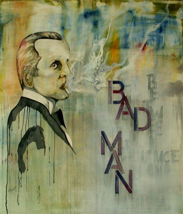Bad man - Atelier Hoffmann