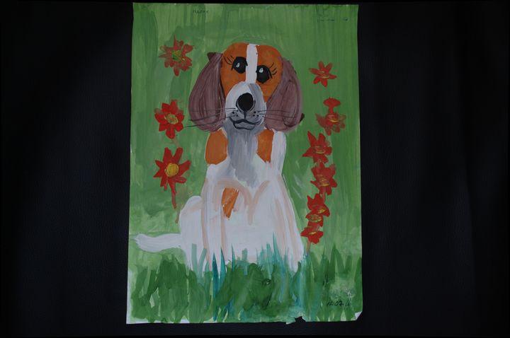 dog - Child arts