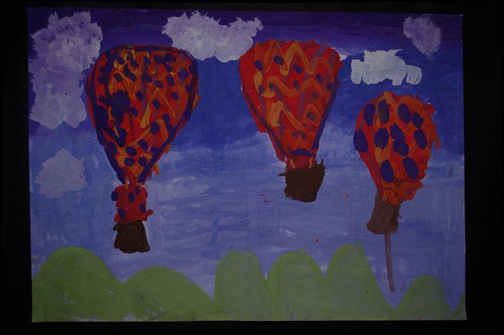 aerostats - Child arts