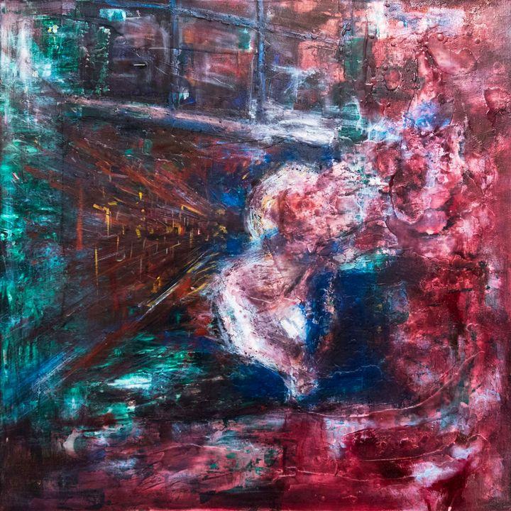 Woman in the Window One - Studio 88