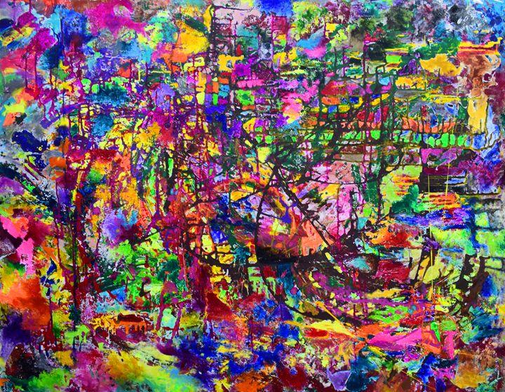 The Dawn Of Modernism - Aatmica's Art