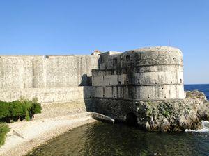Fortress Bokar, Dubrovnik, Croatia