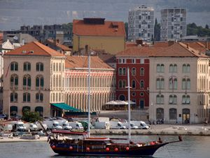 City of Split, Croatia