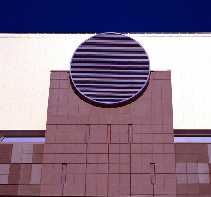 Target Stadium abstract - Mike Barton Photography