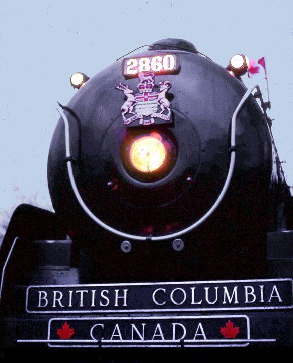 Canada Engine - Mike Barton Photography