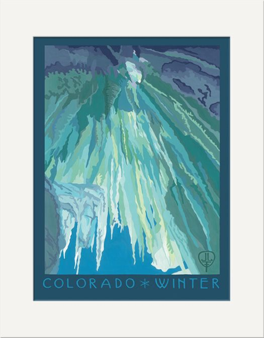 Colorado Winter - The Bungalow Craft by Julie Leidel