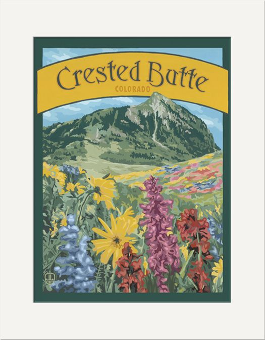 Crested Butte - The Bungalow Craft by Julie Leidel