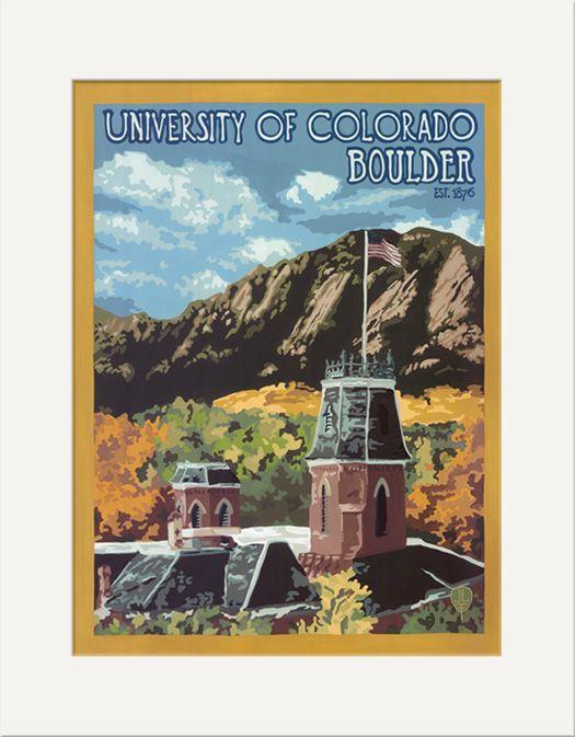 CU Boulder - The Bungalow Craft by Julie Leidel