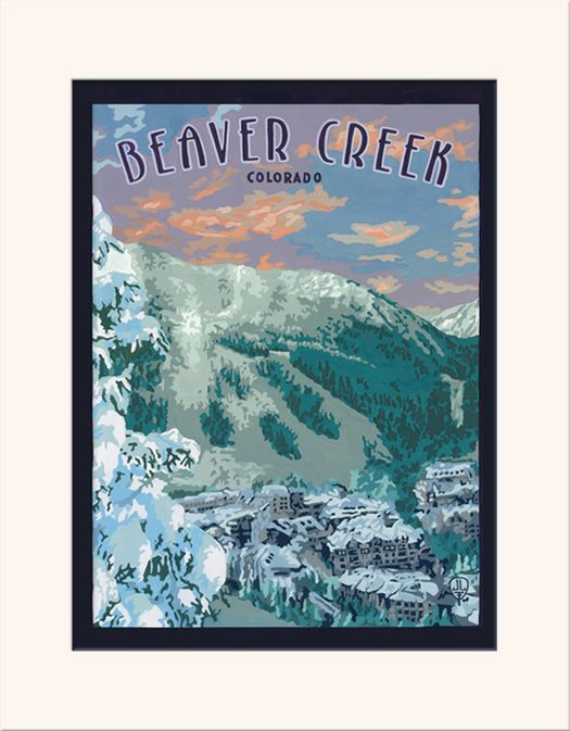 Beaver Creek - The Bungalow Craft by Julie Leidel