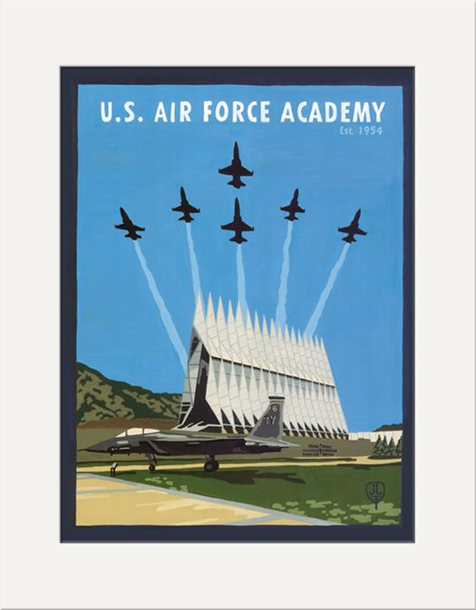 USAFA - The Bungalow Craft by Julie Leidel