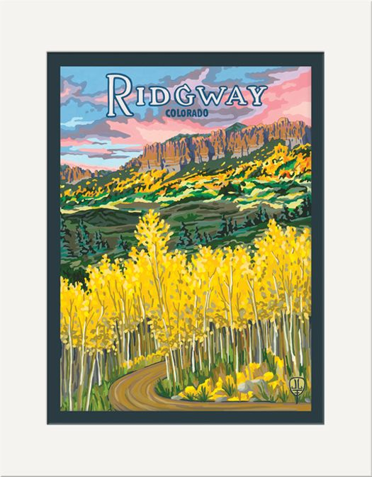 Ridgway - The Bungalow Craft by Julie Leidel