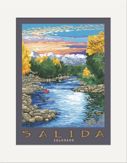 Salida - The Bungalow Craft by Julie Leidel