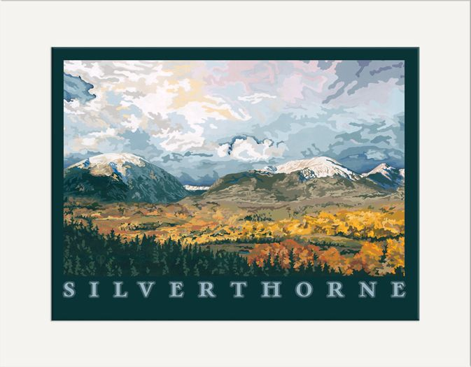 Silverthorne - The Bungalow Craft by Julie Leidel