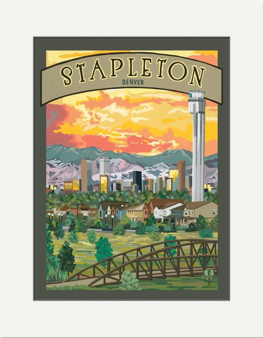 Stapleton - The Bungalow Craft by Julie Leidel