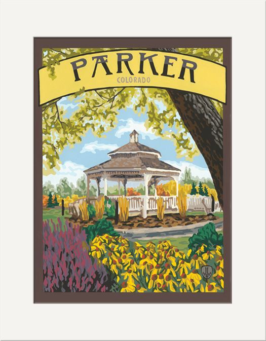 Parker - The Bungalow Craft by Julie Leidel