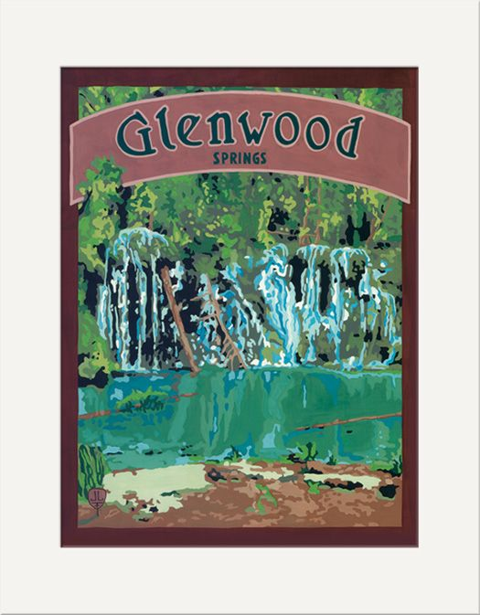 Glenwood Springs - The Bungalow Craft by Julie Leidel