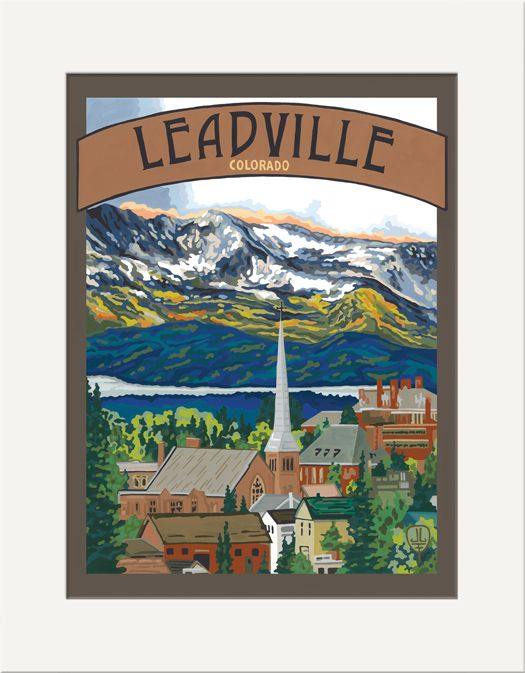 Leadville - The Bungalow Craft by Julie Leidel