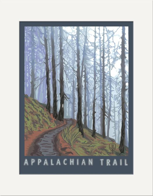 Appalachian Trail - The Bungalow Craft by Julie Leidel