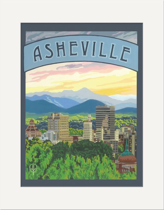 Asheville - The Bungalow Craft by Julie Leidel