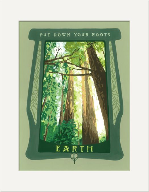 Elements: Earth - The Bungalow Craft by Julie Leidel