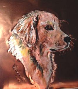 Copper Golden - Kathryn Leonhardt