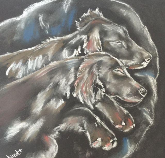 Puppy Love - Kathryn Leonhardt