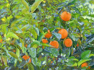Oranges - Kozhin Fine Art