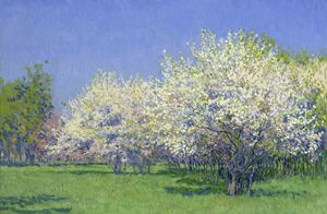 The Cherry Orchard - Kozhin Fine Art
