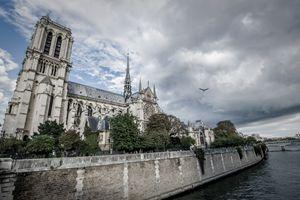 Wide Notre Dame