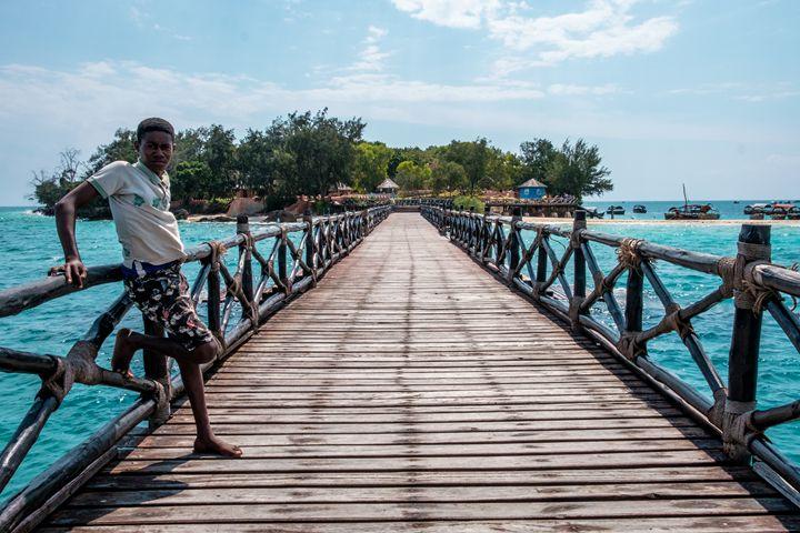 Island Pier - Daniel San