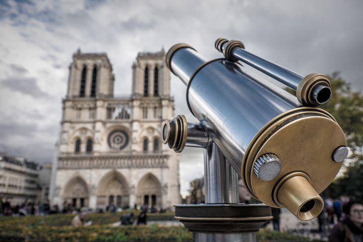 Vintage Notre Dame - Daniel San