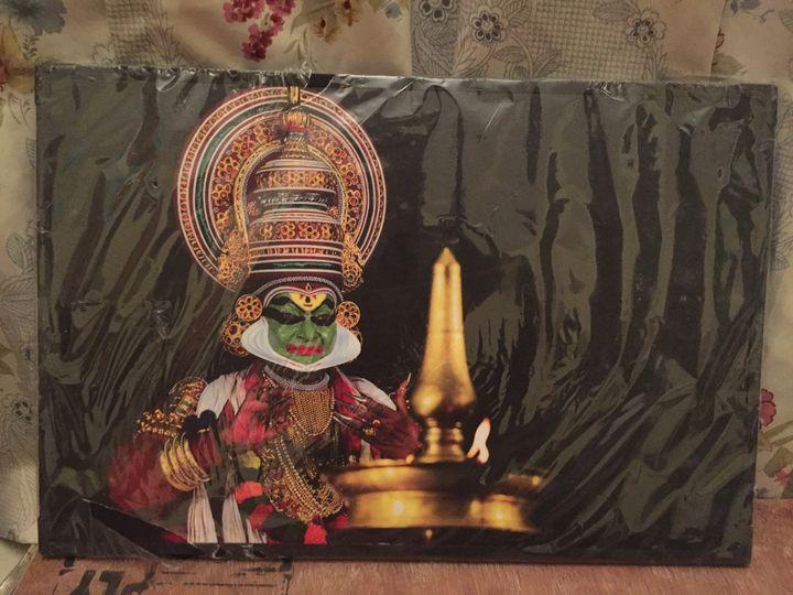 Kathakali - Ayush art gallery