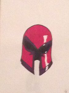The helmet of magneto