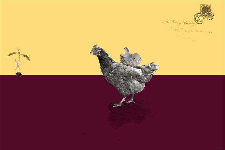Chickmom - Kicking Inspiration