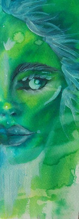 Swamp Lady - ana markosi