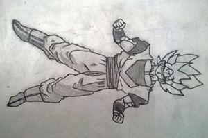 Goku-Super Sayan