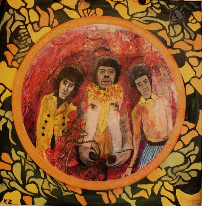 Are you experienced? - Ken's Rockstars on parade